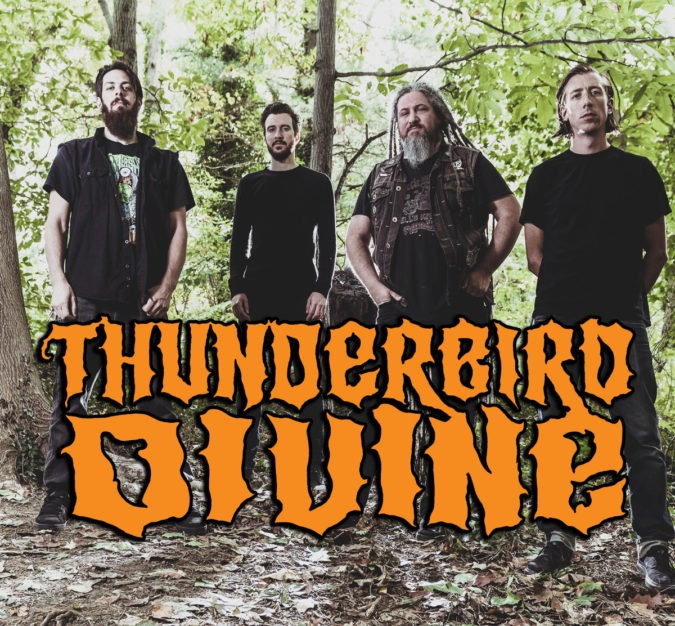 Thunderbird Divine band