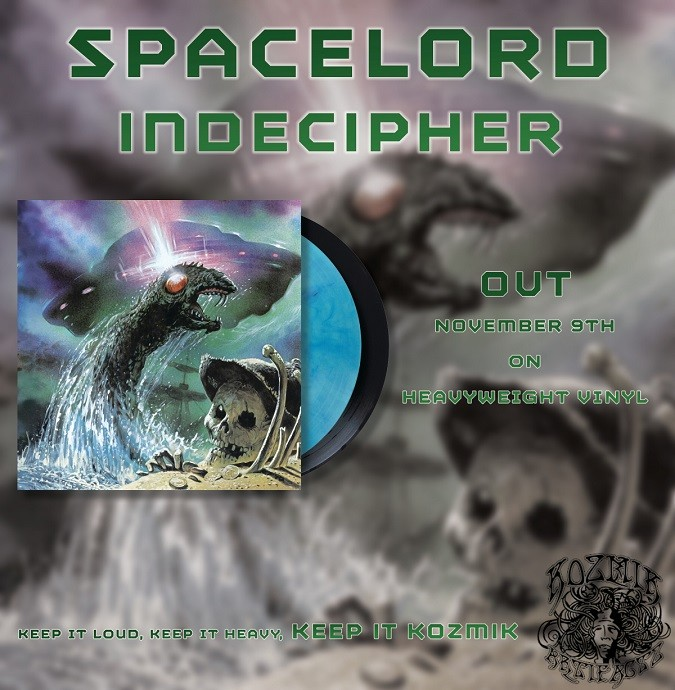 Spacelord Indecipher promo