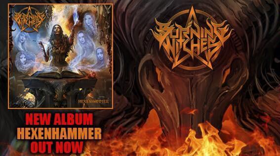 Burning Witches Hexenhammer