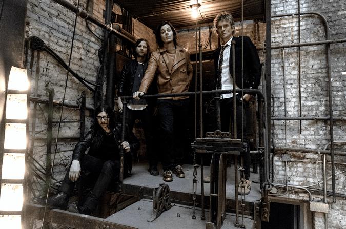The Raconteurs band photo