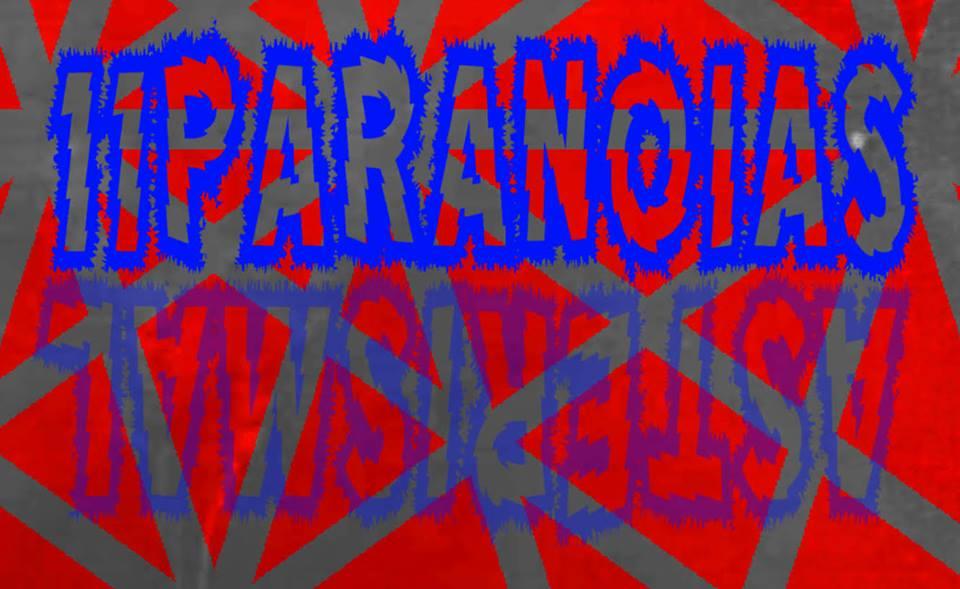 11Paranoias logo