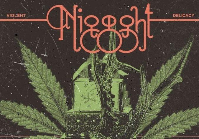 Niggght Violent Delicacy logo