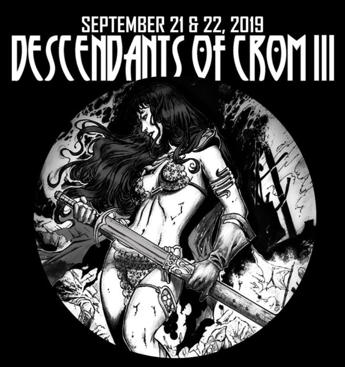 DESCENDANTS OF CROM III (2019) – Bands Announced VALKYRIE ...