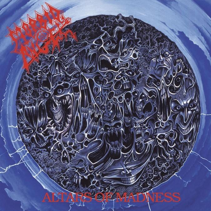 Morbid Angel Altars Of Madness