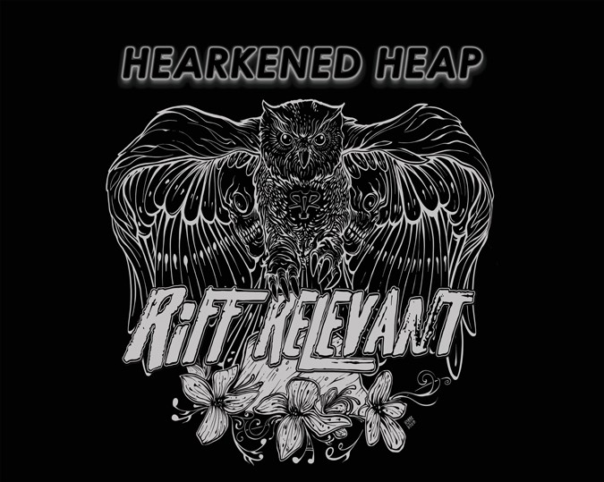 Riff Relevant Hearkened Heap Logo Image