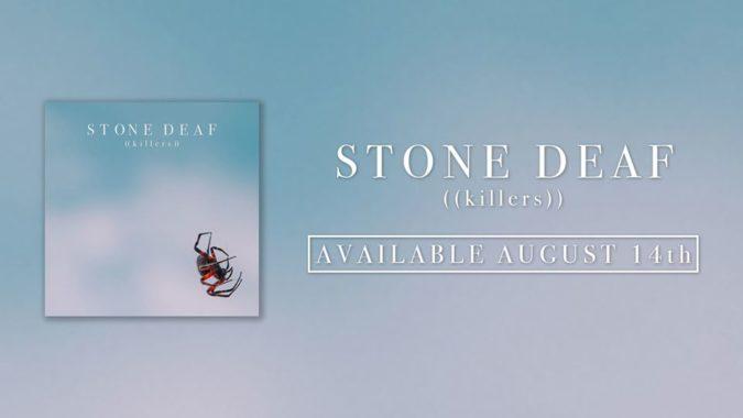 Stone Deaf Killers cover header