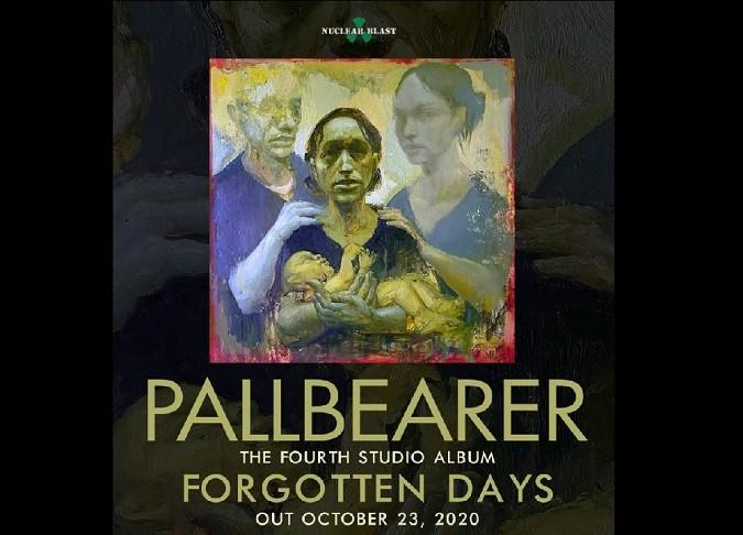 pallbearer forgotten days promo