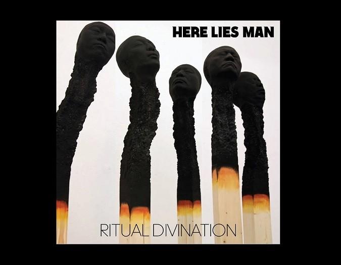 here lies man Ritual Divination