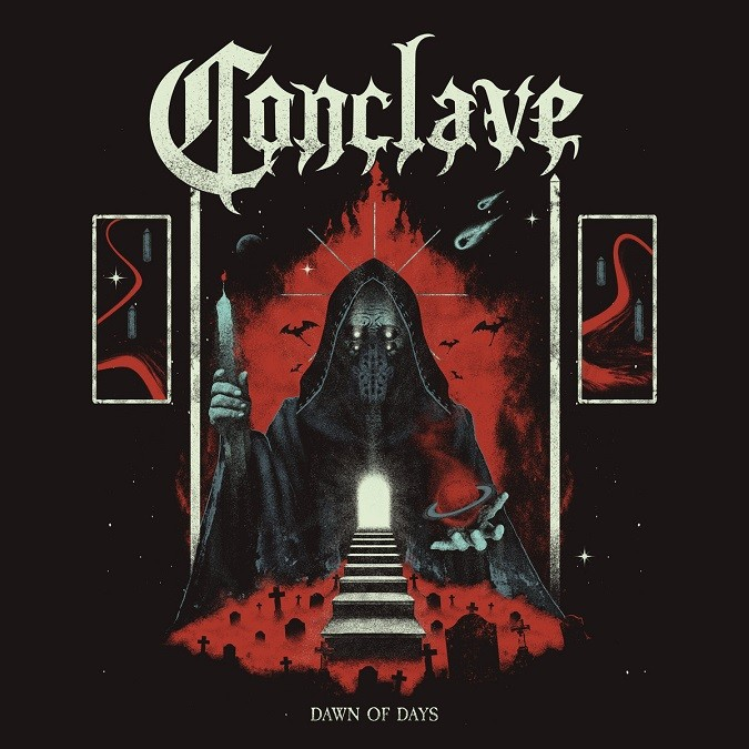 Conclave Dawn Of Days album cover