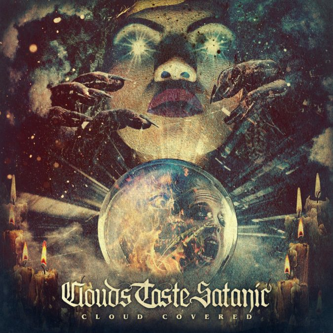 Clouds Taste Satanic Cloud Covered Album Cover