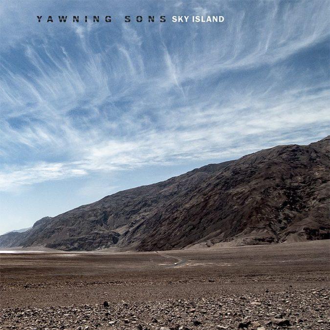 Yawning Sons Sky Island Album Cover Art
