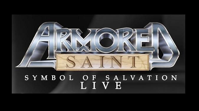 Armored Saint Symbol Of Salvation Live banner